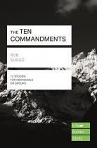 LBS THE TEN COMMANDMENTS