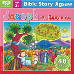 JOSEPH THE DREAMER BIBLE STORY JIGSAW