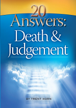 20 QUESTIONS DEATH AND JUDGEMENT