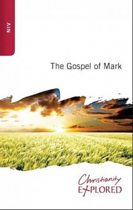 NIV GOSPEL OF MARK CHRISTIANITY EXPLORED PACK OF 20