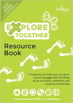 EXPLORE TOGETHER RESOURCE BOOK GREEN