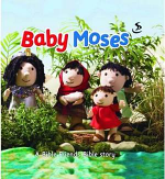 BABY MOSES BIBLE FRIENDS