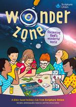 WONDER ZONE RESOURCE BOOK