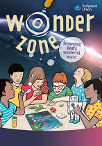WONDER ZONE LAB BOOK