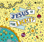 JESUS IS THE LIGHT PACK OF 10