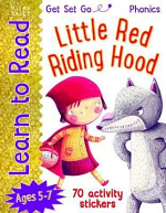 LEARN TO READ LITTLE RED RIDING HOOD