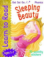 LEARN TO READ SLEEPING BEAUTY