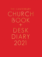 THE CANTERBURY CHURCH BOOK AND DESK DIARY 2021