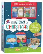 THE STORY OF CHRISTMAS FOLD OUT NATIVITY