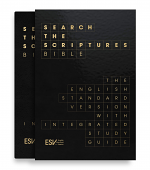 ESV SEARCH THE SCRIPTURES STUDY BIBLE