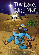 THE LATE WISE MAN BOOK AND CD