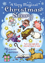 A VERY MAGICAL CHRISTMAS STORY BOOK AND CD