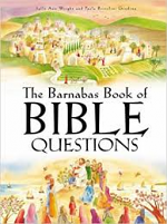 BARNABAS BOOK OF BIBLE QUESTIONS