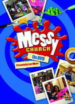 MESSY CHURCH THE DVD