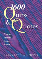 1600 QUIPS AND QUOTES