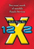 12 X 2 TWELVE TIMES TWO