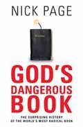GODS DANGEROUS BOOK
