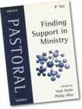 FINDING SUPPORT IN MINISTRY P90