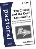 CHURCH AND THE DEAF COMMUNITY P126