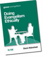 DOING EVANGELISM ETHICALLY EV108