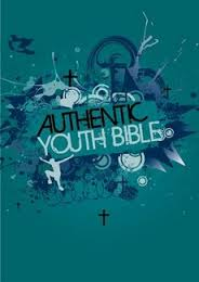 Authentic Youth Bible: Teal