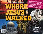 WHERE JESUS WALKED BOARD GAME