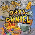 DAYS OF DANIEL BOARD GAME
