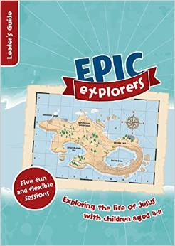 EPIC EXPLORERS LEADERS GUIDE
