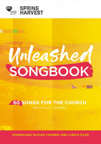 UNLEASHED SPRING HARVEST 2020 SONGBOOK