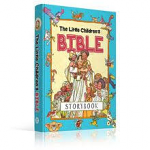 LITTLE CHILDRENS BIBLE STORYBOOK HB