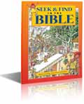 SEEK AND FIND IN THE BIBLE HB