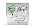 4X4 FAITH GLASS BLOCK