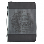 BE STRONG BIBLE CASE