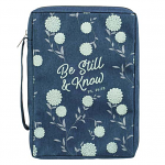 BE STILL BIBLE CASE