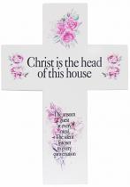 CHRIST IS THE HEAD CROSS