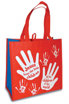 CHILDREN ECO TOTE BAG