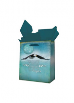 EAGLES SMALL GIFT BAG