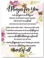 A PRAYER FOR YOU WOODLAND GRACE MAGNET