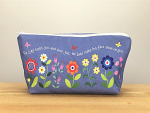 HANNAH DUNNETT COSMETIC BAG BLESS YOU KEEP YOU