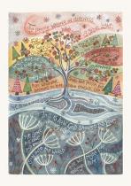 HANNAH DUNNETT FOR GOD SO LOVED CHRISTMAS CARD