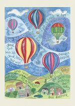 GIVE THANKS TO THE LORD HANNAH DUNNETT PRINT