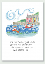 THE LORD GOES BEFORE YOU HANNAH DUNNETT PRINT