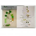 IRISH BLESSING STORY BRACELET