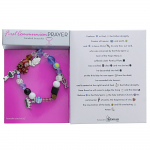 FIRST COMMUNION APOSTLES CREED STORY BRACELET