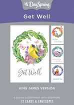 GET WELL BOX OF 12
