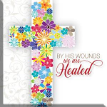 BY HIS WOUNDS MAGNET