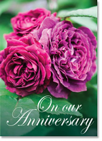 OUR ANNIVERSARY CARD