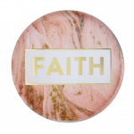 FAITH GLASS DOME MAGNET
