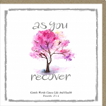 AS YOU RECOVER CARD