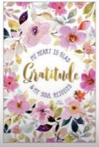 GRATITUDE PRAYER JOURNAL HB